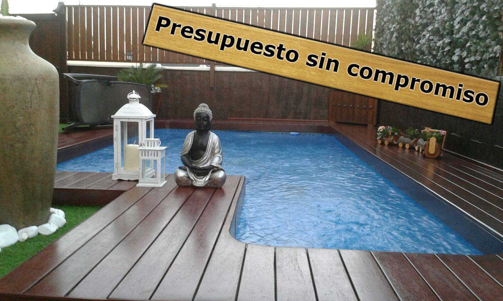 Revestimiento piscinas